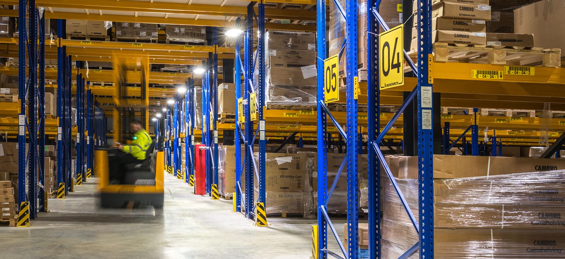 <span>Lager &amp; Logistik</span>